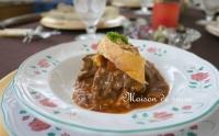 フランドル風牛肉のカルボナード